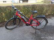 E-Bike Ghost Square Trekking Hybrid B4