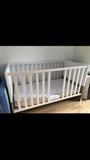 Paidi Gitterbett Kinderbett Lennox
