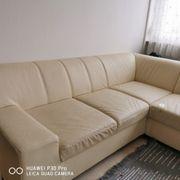 gut erhaltenes Sofa Couch