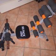 Fitnessgerät Six Pack care