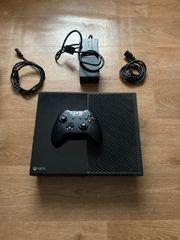 Xbox ONE mit 13 spiele