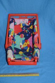Wippe Trage Autositz für Puppen