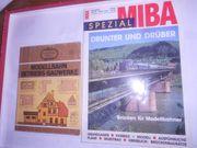 Modelleisenbahn - Literatur