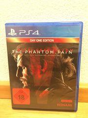 PS4 Spiel Metal Gear Solid