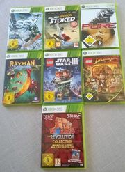 Spiele für XBOX 360 USK