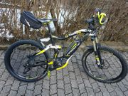 Haibike Allmtn RX Mountainbike E-Bike