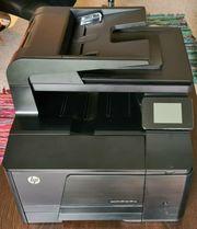 Multifunktionsdrucker HP LaserJet Pro 200