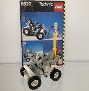 Lego Technik 8620 Snow Scooter