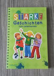 Buch Starke Geschichten zum Lesenlernen