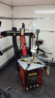 Corghi Reifenmontiermaschine A2030 SP 2000
