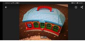 Spielzeug: Lego, Playmobil - Thomas Eisenbahn Set Sammlung