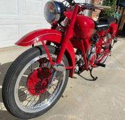 1953 Moto Guzzi Airone For