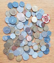 Konvolut Münzen unterschiedlicher Herkunft siehe