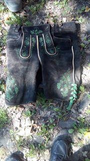 Hirschlederhose