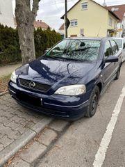 Opel Astra G 1 2