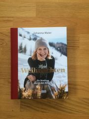 Buch Mein Weihnachten von Johanna