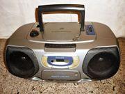 Philips Stereo Kassetten CD Radio