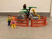 Playmobil 123 - 6742 Tierparkspaß