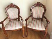 Esszimmer-Stühle Rarität aus 1902