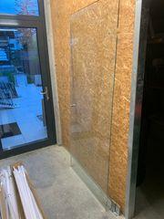 NEUER Preis - Duschglastür Sicherheitsglas ESG