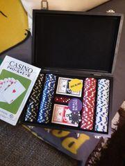 Pokerkoffer vollständig