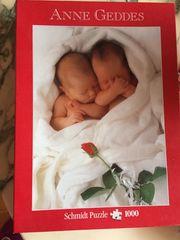 Baby-Puzzle Anne Geddes 1000 Teile