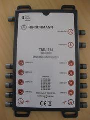 TMU 518 HIRSCHMANN HDTV-tauglich