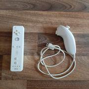 Nintendo Wii Controller Wiimote Nunchuck
