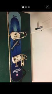 Snowboard zu verschenken