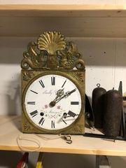 Antike Uhr zu verkaufen