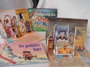 4 Aufklapp-Kinderbücher Märchenbücher 90er Jahre