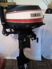 Außenborder Yamaha 5 PS