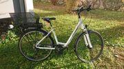 E-bike mit BOSCH Motor
