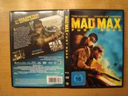 DVD Mad Max - Fury Road
