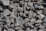 Splitt Stein Basaltsplitt Basalt Gleisschotter
