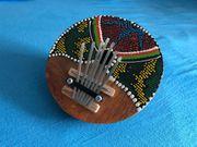 Kalimba Musikinstrument
