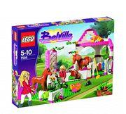 LEGO Pferde Stall Belville