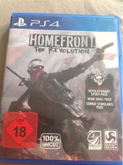Homefront The Revolution für PlayStation