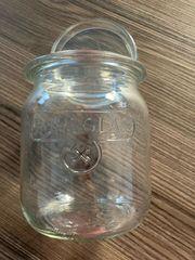 Einmachglas Einweckglas 1 Liter Windlicht