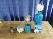 Campingaz Flaschen R901 Gaslampen Kocher