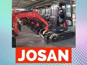 Minibagger Neu Josan B2 2