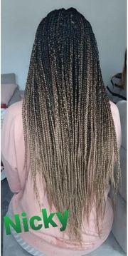 Braids Rastas Haarverlängerung crochets braids