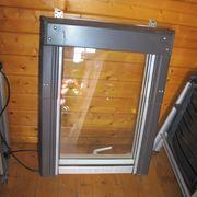 Dachfenster ROTO Klapp-schwingfenster Dachtritt Set