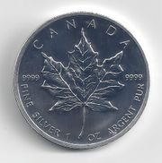 5 Dollar Maple Leaf 1