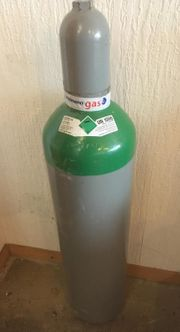 volle 20 Liter Argon 4