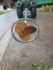 Traktor Güllemixer