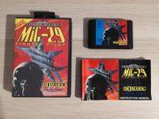 Sega Mega Drive Spiel MIG-29