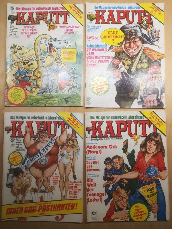 Comic - Kaputt