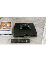 PS3 slim Controller Fernbedienung Spiele