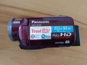 Panasonic HDC- SD20 TOP Zustand